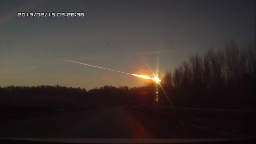 asteroid in the sky - photo #16